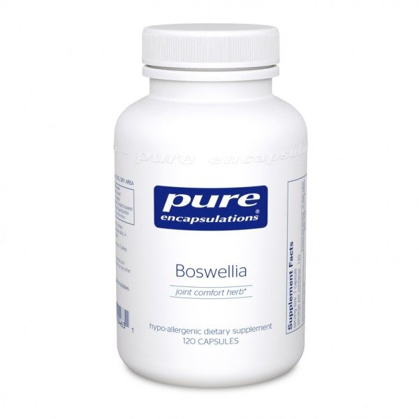 Boswellia Supplement