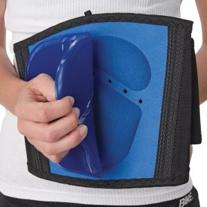 OSSUR HOT COLD BACK BRACE