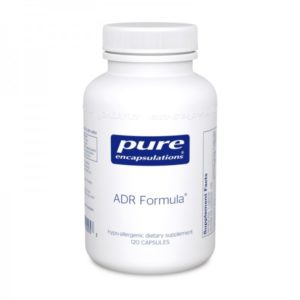 Comprehensive adrenal support formula
