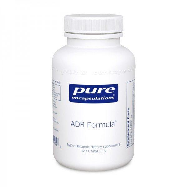 Comprehensive adrenal support formula