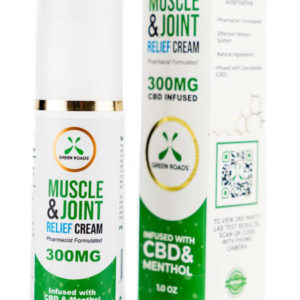 PAIN RELIEVE CBD CREAM