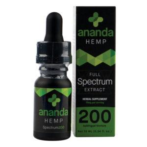 200 CBD oil